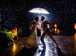 Свадьба в дождливый день