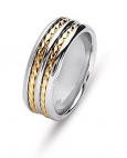 Обручальные кольца 005