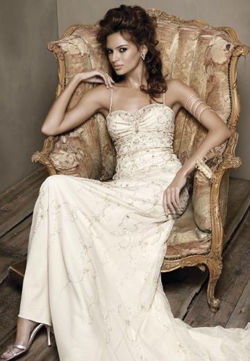 Свадебное платье 008