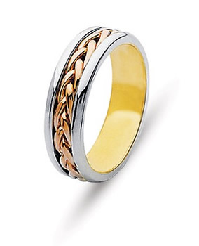Обручальные кольца 009