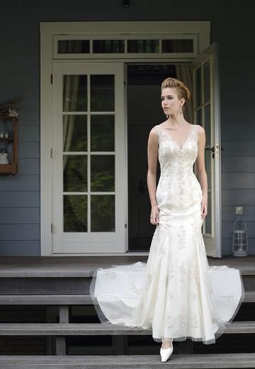 Свадебное платье 033