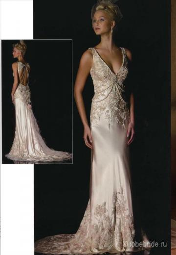 Свадебное платье 035