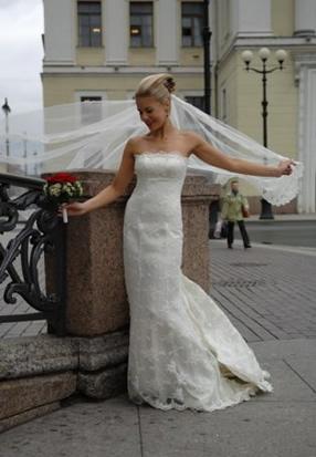 Свадебное платье 045