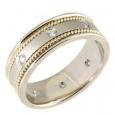 Обручальные кольца 076