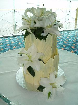 Свадебный торт 001