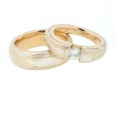 Обручальные кольца 105