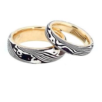 Обручальные кольца 107