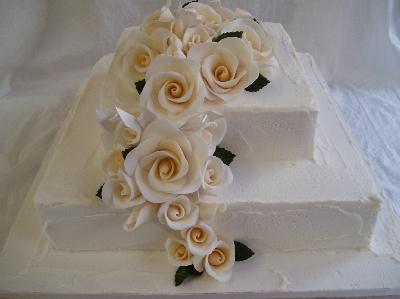 Свадебный торт 085