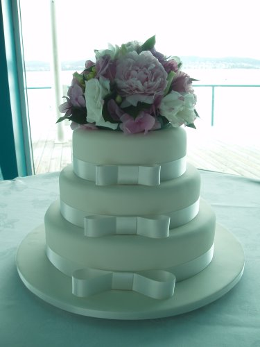 Свадебный торт 003