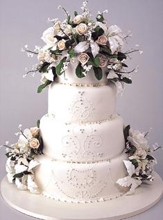 Свадебный торт 007