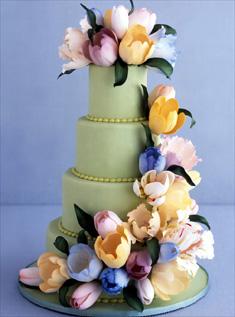 Свадебный торт 008