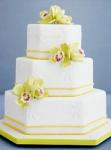 Свадебный торт 014