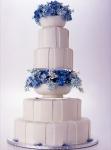 Свадебный торт 015