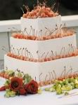 Свадебный торт 017