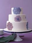 Свадебный торт 021