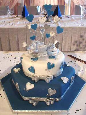 Свадебный торт 022