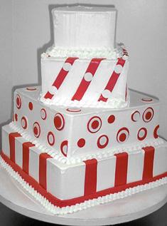 Свадебный торт 023