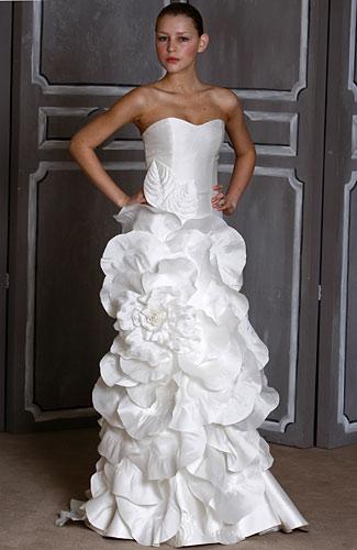 Свадебное платье Carolina Herrera 71