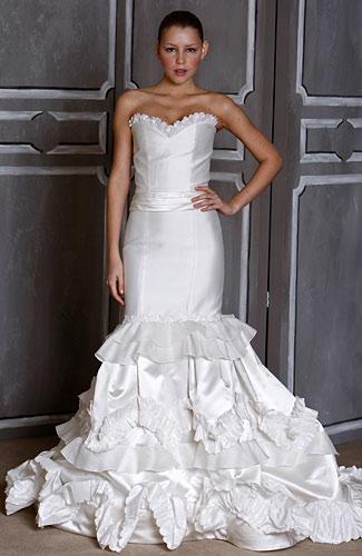 Свадебное платье Carolina Herrera 74