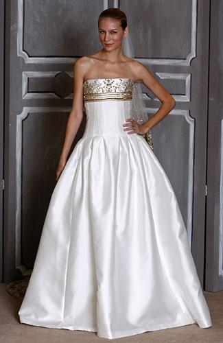 Свадебное платье Carolina Herrera 75