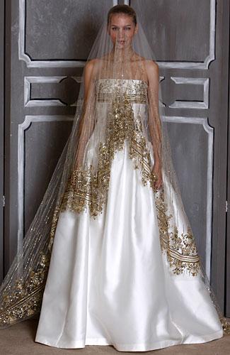 Свадебное платье Carolina Herrera 76