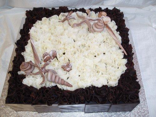 Свадебный торт 024