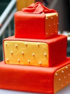 Свадебный торт 026