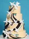 Свадебный торт 027