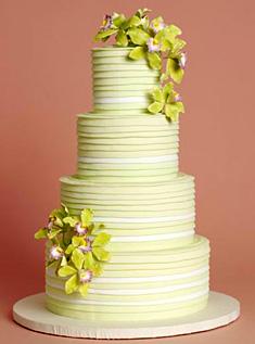 Свадебный торт 029