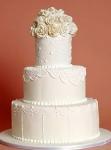 Свадебный торт 030