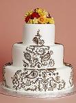 Свадебный торт 031
