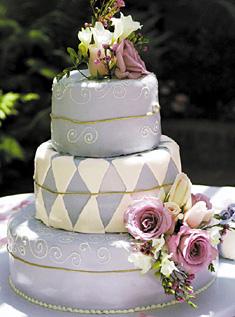 Свадебный торт 033