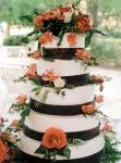 Свадебный торт 036