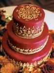 Свадебный торт 037