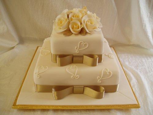 Свадебный торт 038