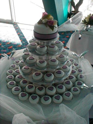 Свадебный торт 039