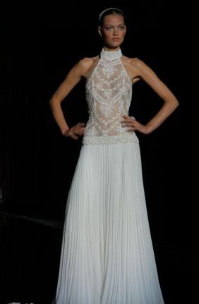 Свадебное платье Pepe Botella 81