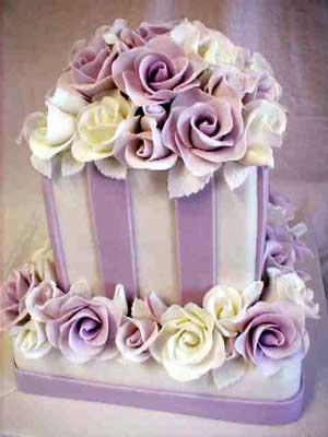 Свадебный торт 040