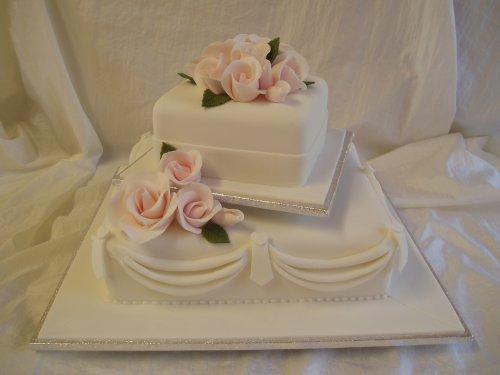Свадебный торт 042