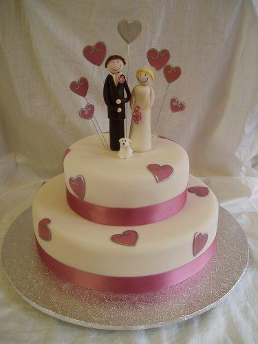 Свадебный торт 043