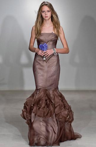 Свадебное платье Vera Wang 89