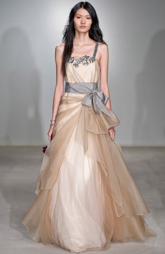 Свадебное платье Vera Wang 90