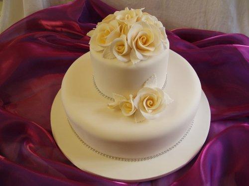 Свадебный торт 044