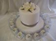 Свадебный торт 046