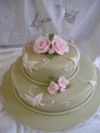 Свадебный торт 049