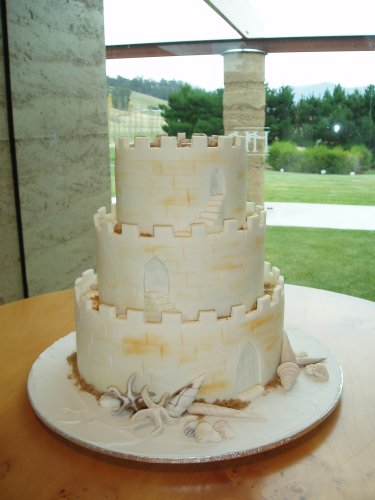 Свадебный торт 050