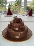 Свадебный торт 052
