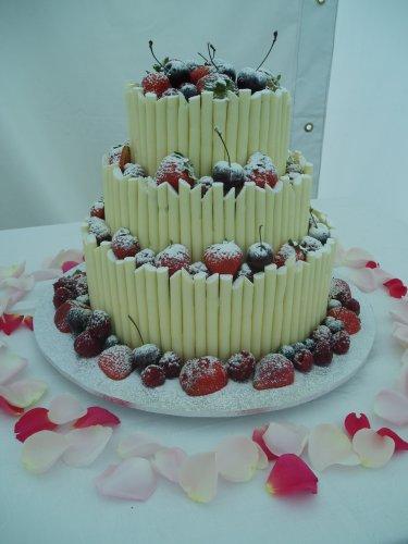 Свадебный торт 053