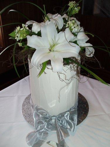 Свадебный торт 057