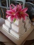 Свадебный торт 058